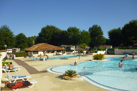 camping landes pas cher